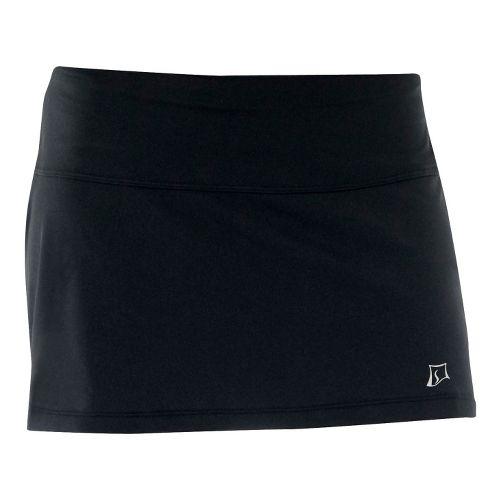 Womens Skirt Sports Marathon Chick Fitness Skirts - Black L
