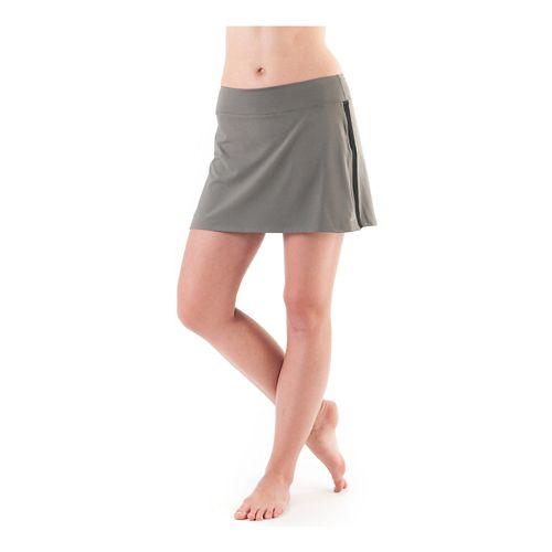 Womens Skirt Sports Gym Girl Ultra Skort Fitness Skirts - Sterling M