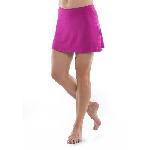 Womens Skirt Sports Gym Girl Ultra Skorts Fitness Skirts - Razz L