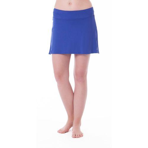 Womens Skirt Sports Gym Girl Ultra Skort Fitness Skirts - Azul XXL