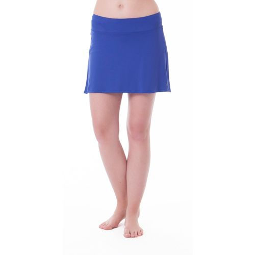 Womens Skirt Sports Gym Girl Ultra Skort Fitness Skirts - Azul XXS