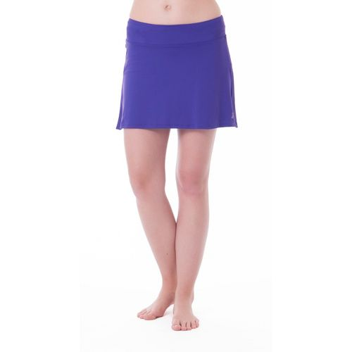 Womens Skirt Sports Gym Girl Ultra Skort Fitness Skirts - Pretty in Purple L