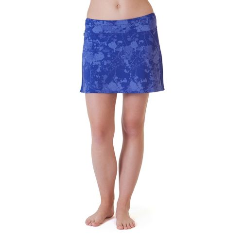 Womens Skirt Sports Gym Girl Ultra Skort Fitness Skirts - Purple Passion XL