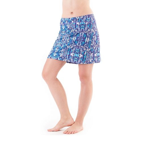 Womens Skirt Sports Happy Girl Skort Fitness Skirts - Escape Print XXL