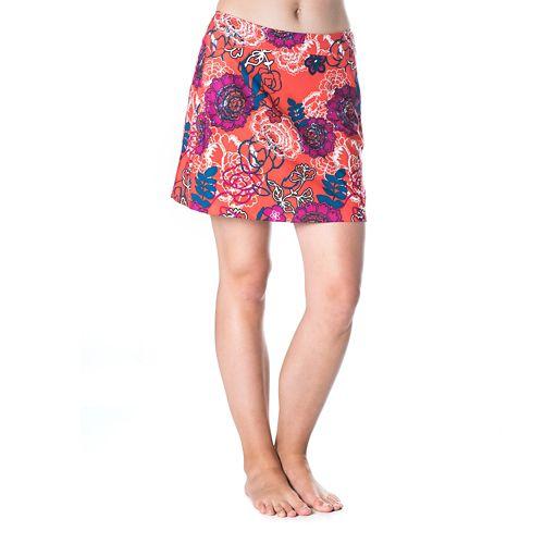 Womens Skirt Sports Happy Girl Skorts Fitness Skirts - Frolic Print S