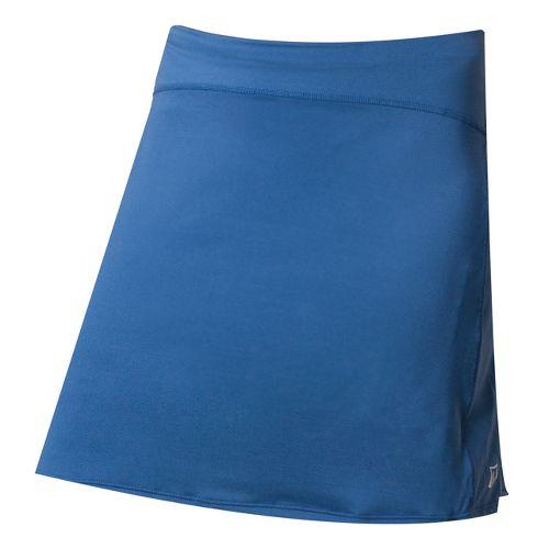 Womens Skirt Sports Happy Girl Skort Fitness Skirts - Armada Blue XL