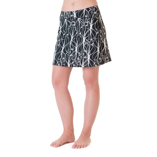 Womens Skirt Sports Happy Girl Skort Fitness Skirts - Twisted Print S