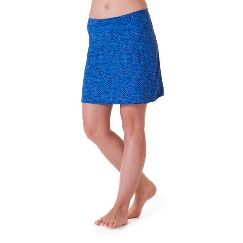 Womens Skirt Sports Happy Girl Skort Fitness Skirts - Whisper Print XS