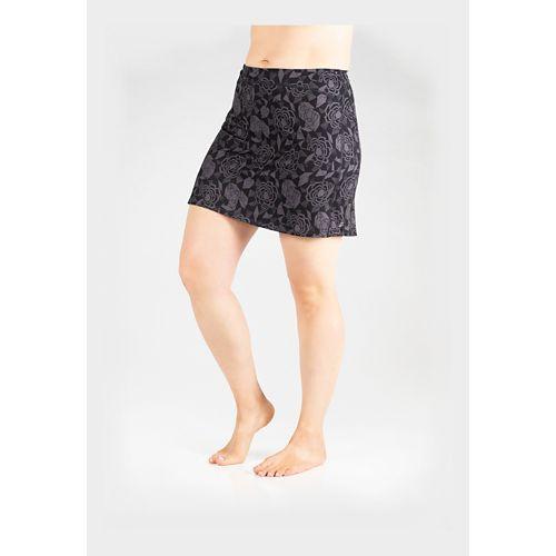 Womens Skirt Sports Happy Girl Skort Fitness Skirts - Escape Print L