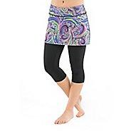 Womens Skirt Sports Lotta Breeze Capri Skorts Fitness Skirts