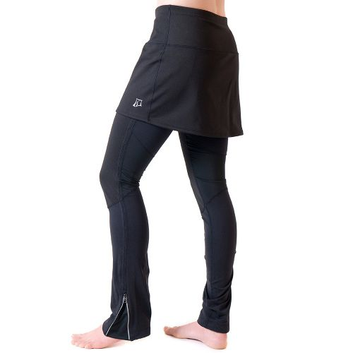 Womens Skirt Sports Ice Queen Ultra Skort Fitness Skirts - Black L