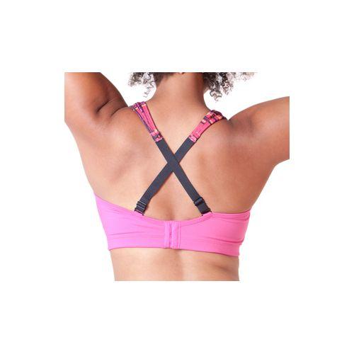 Womens Skirt Sports Bra Bling Holders - Aberdeen Print S/M