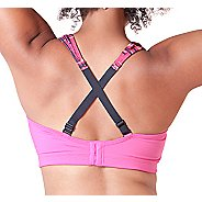 Womens Skirt Sports Bra Bling Holders