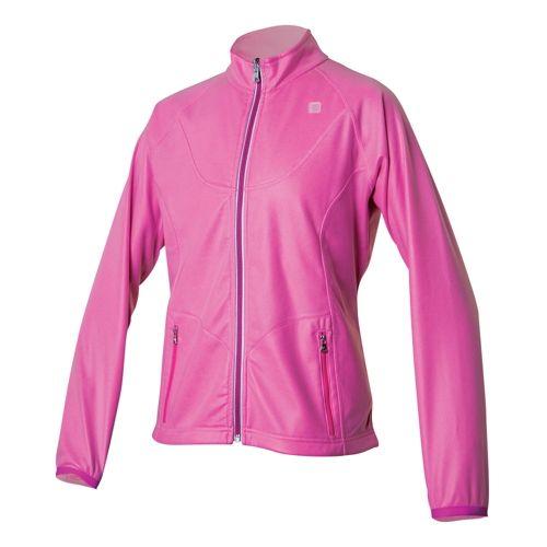Womens Skirt Sports Gemini Reversible Outerwear Jackets - Pink Crush L
