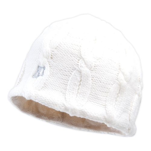 Womens Skirt Sports BBF Beanie Headwear - Creme