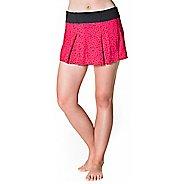 Womens Skirt Sports Jette Skorts Fitness Skirts - Bubbly Print XXL