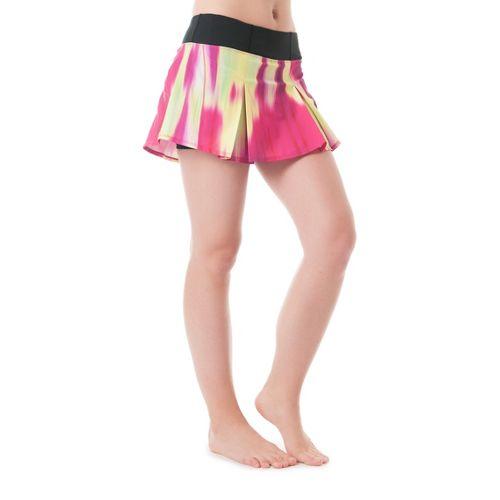 Womens Skirt Sports Jette Skort Fitness Skirts - Blur Print XXL