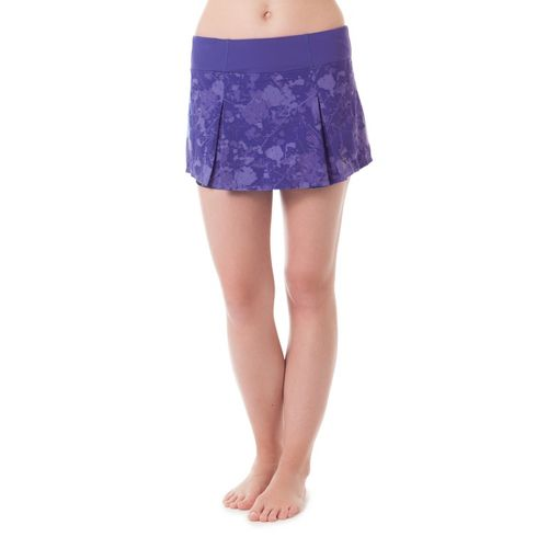 Womens Skirt Sports Jette Skort Fitness Skirts - Purple Passion Print XL