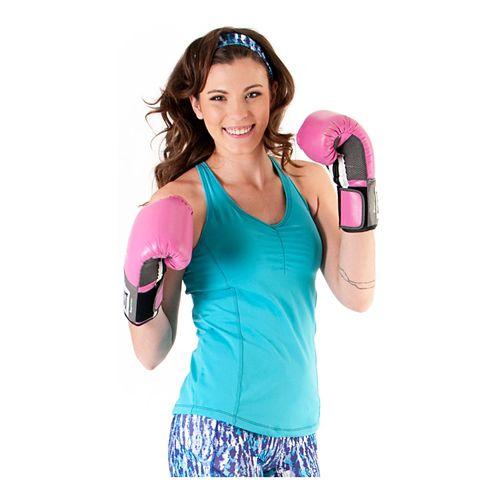Womens Skirt Sports Kelly C/D Tank Sport Top Bras - Surf L
