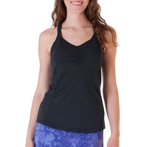 Womens Skirt Sports Kelly C/D Tank Sport Top Bras - Black S