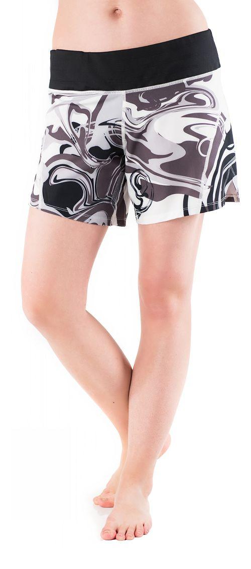 Womens Skirt Sports Go Longer Lined Shorts - Black XS