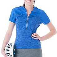 Womens Skirt Sports Trickster Jersey Short Sleeve Technical Tops