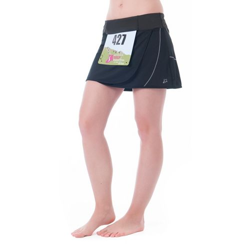 Womens Skirt Sports Transition Skort Fitness Skirts - Black XS