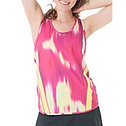 Womens Skirt Sports Roundabout Tanks Technical Tops