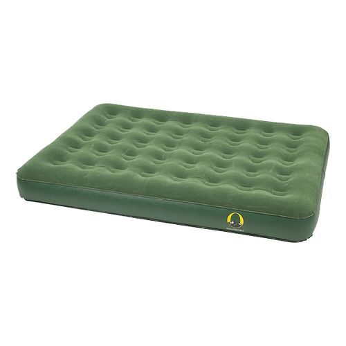 Stansport Queen Size Air Bed with Pump Fitness Equipment - Green