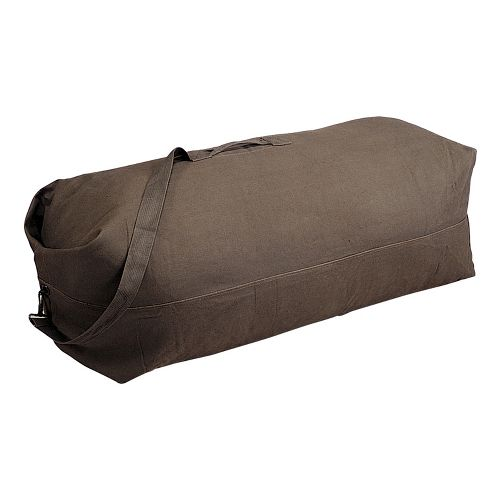 Stansport Duffel Bag w Strap Bags - Brown