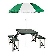 Stansport Table and Umbrella Combo Fitness Equipment