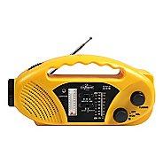 Stansport Solar Radio Flashlight Safety