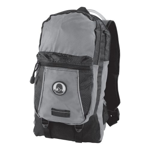 Stansport 2L Hydration Back Pack Bags - Black/Grey