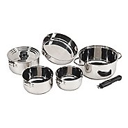 Stansport Family Cook Set SS Holders