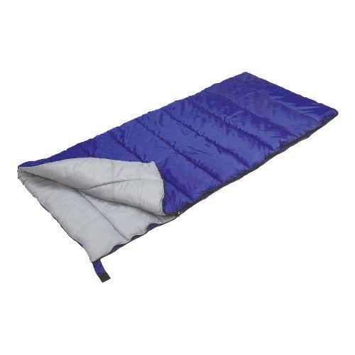Stansport Explorer Sleeping Bag Fitness Equipment - Blue