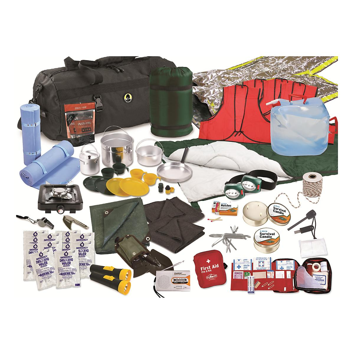 Stansport�Emergency Family Prep Kit II