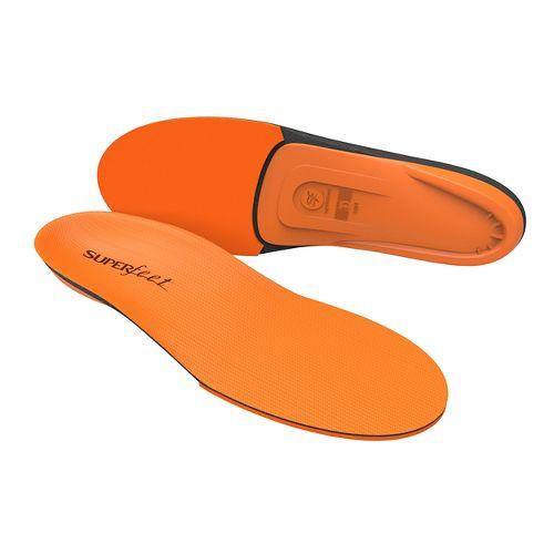 Mens Superfeet Orange Insoles - Orange G