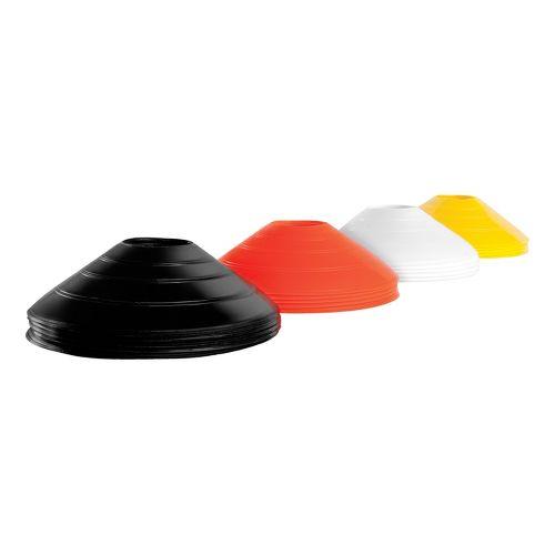 SKLZ Agility Cone Set (20pk) Fitness Equipment - Yellow/Orange