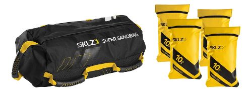 SKLZ Super Sand Bag Fitness Equipment - Black/Yellow