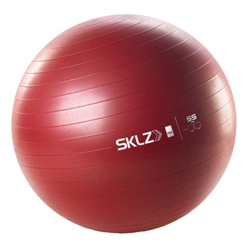 SKLZ PRO Stability Ball 55cm Fitness Equipment - Red