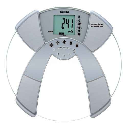 Innerscan Monitor and Scale Tanita Monitors - Clear