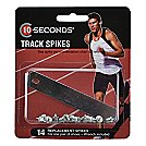 """10 Seconds Track Spikes 1/8"""" Needle (3mm) 14 pack Fitness Equipment"""