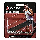 "10 Seconds Track Spikes 1/4"" Pyramid (6mm) 14 pack Fitness Equipment"