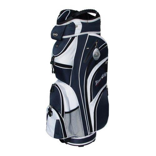 Tour Edge Max D Cart Bags - Royal Blue/White