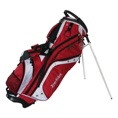 Tour Edge Max D Stand Bags - Red/White