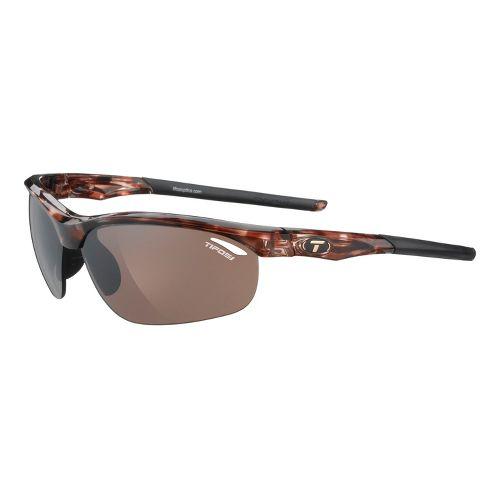 Tifosi Veloce Sunglasses - Tortoise/AC Red