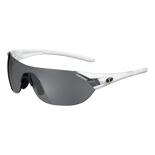 Tifosi Podium Sunglasses - Pearl White/AC Red