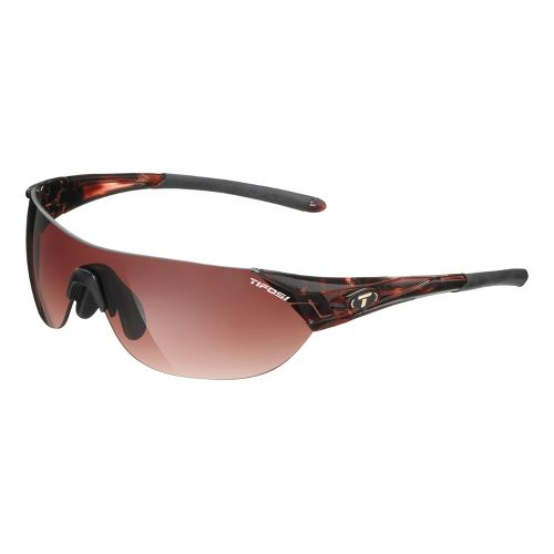 Tifosi Podium Sunglasses - Tortoise/AC Red