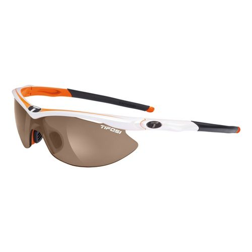 Tifosi Slip Sunglasses - Race Orange/AC Red