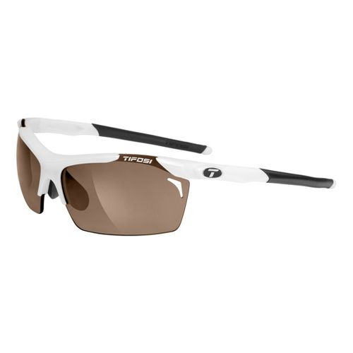 Tifosi Tempt Sunglasses - Matte White/AC Red